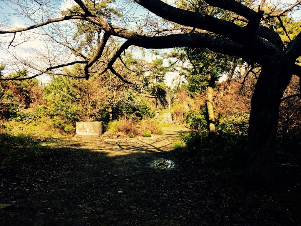 友ヶ島 第5砲台跡
