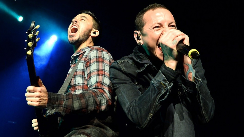 Linkin parkのツインボーカル
