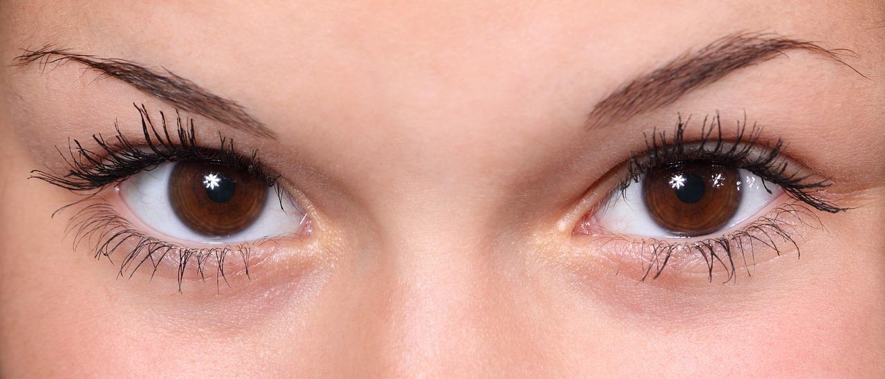瞳の輝きはその人の魂を映し出す