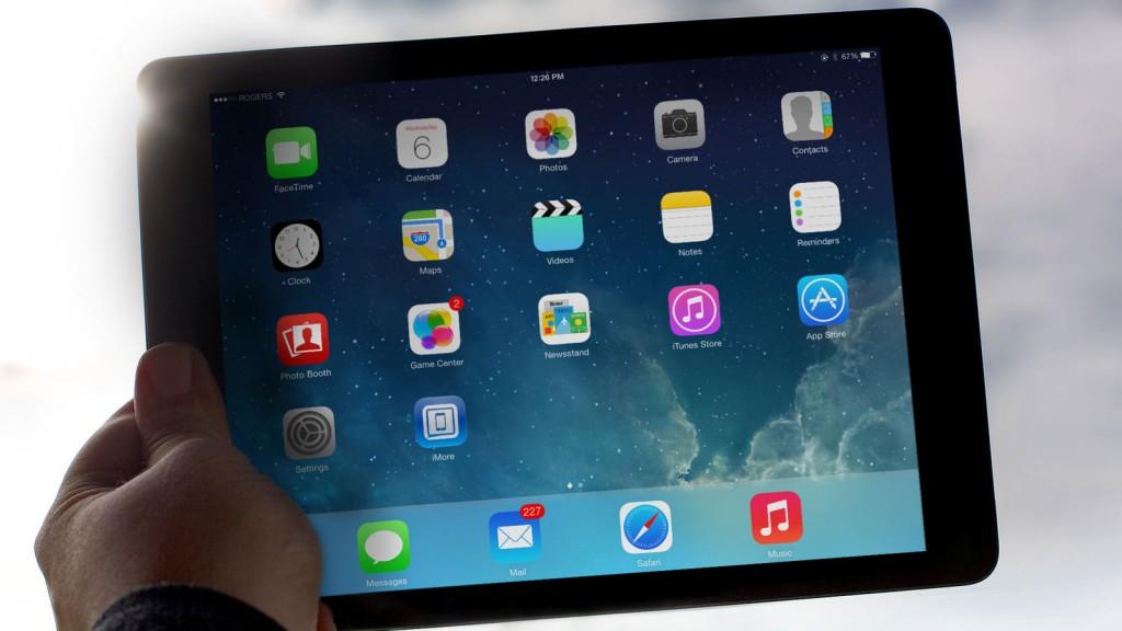 5. iPadも持っているので、そんなに大きいiPhoneが必要じゃない!!