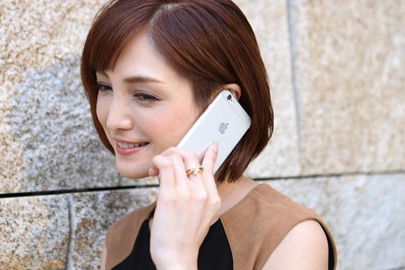 1. iPhone6は電話として使用するにはジャストサイズ!!
