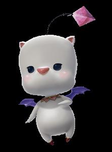 【メビウスFF】ゲームに登場する魅力的で個性的なキャラクターについて モグ