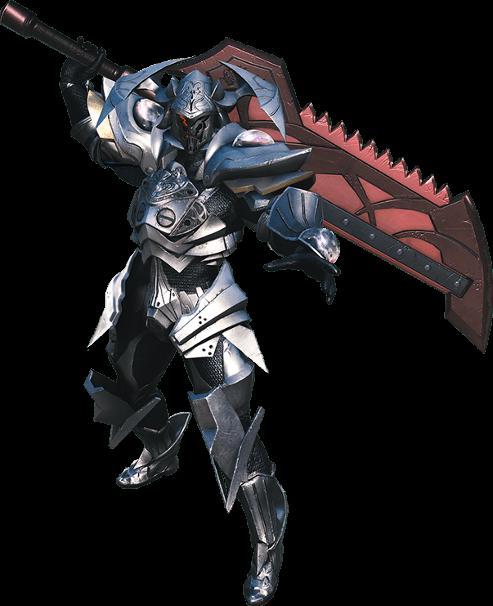 【メビウスFF】ゲームに登場する魅力的で個性的なキャラクターについて ガーランド