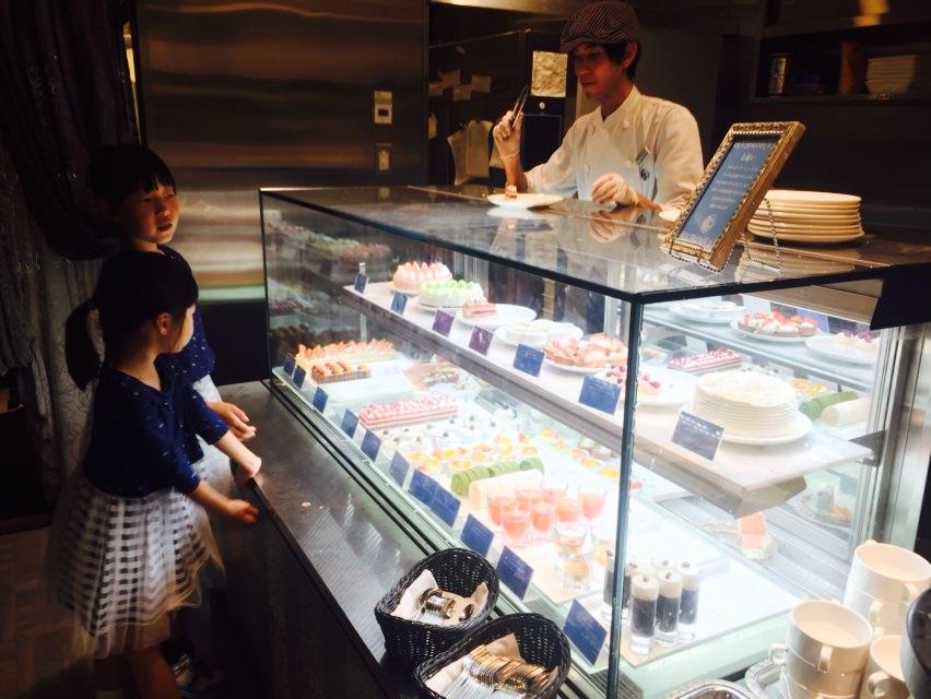 第1回関東ブロガーオフ会!ビタースウィーツ池袋店のビュッフェ