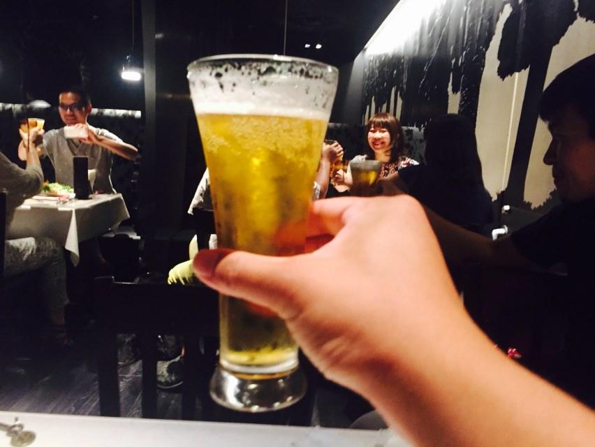 第1回関東ブロガーオフ会、乾杯!!!