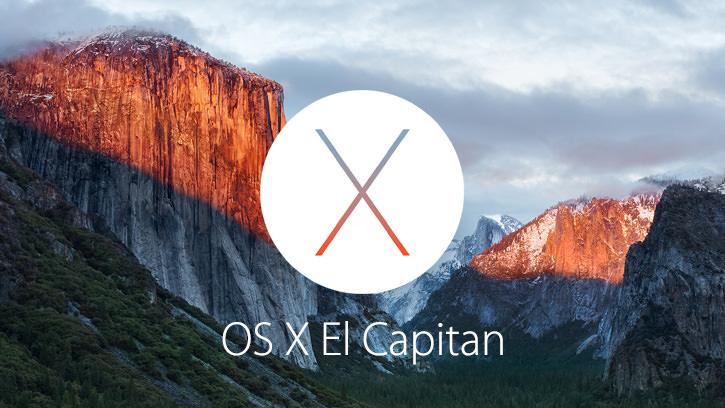 OS X El Capitan 【速報】Appleの「WWDC2015」で発表されたものまとめ