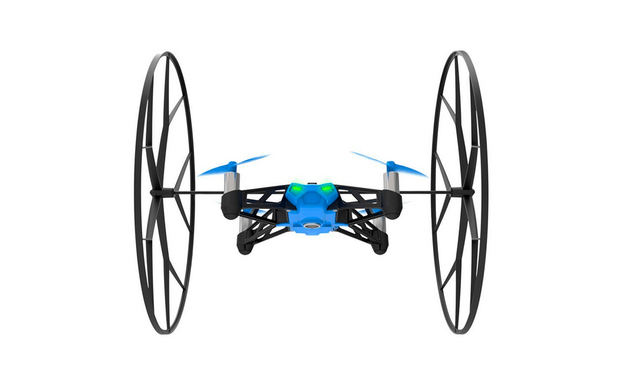 パロットの「MiniDrones Rolling Spider PF723032」