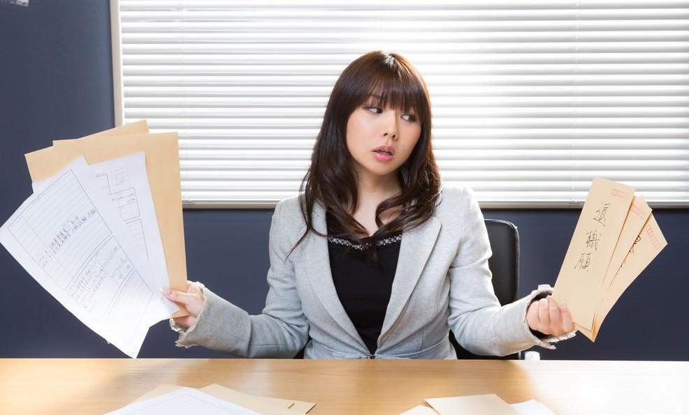 入社して間もない社員たちの離職率が高い