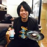 【期間限定】阪急メンズ大阪の「ハローキティメン」を楽しめるカフェに行ってきたよ!! #メンズキティカフェ