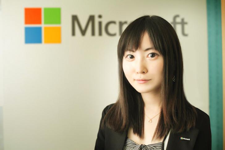 日本マイクロソフトに入社した「ちょまどさん」がめっためた可愛い件について