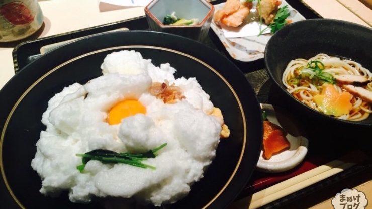 【大阪梅田】ふわとろで真っ白な親子丼!吹上舎の「雪の桜島」がどちゃくそ美味かった!!